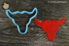 Texas Longhorns Cookie Cutter