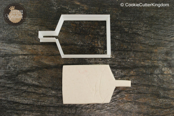 Cutting Board Cookie Cutter
