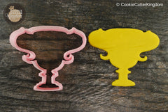 Trophy Fancy Cookie Cutter