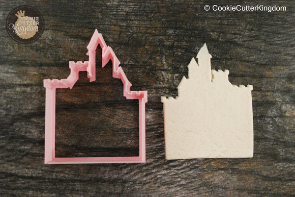 Royal Castle Cookie Cutter