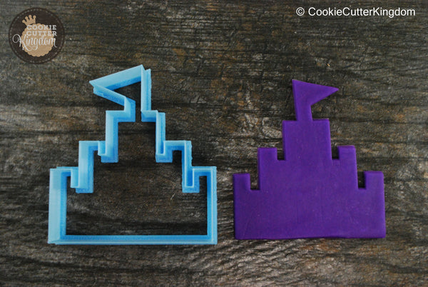 Sandcastle Cookie Cutter
