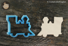 Caboose Train Cookie Cutter