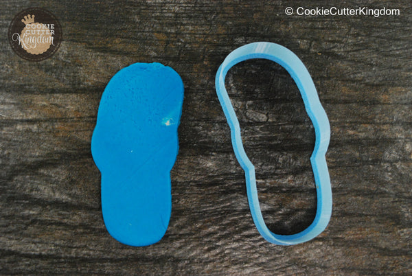 Beach Sandals Cookie Cutter