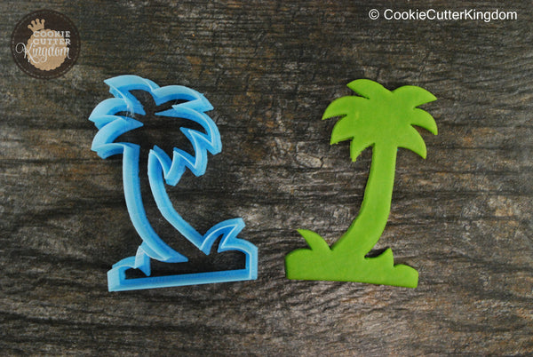 Palm Tree Cookie Cutter