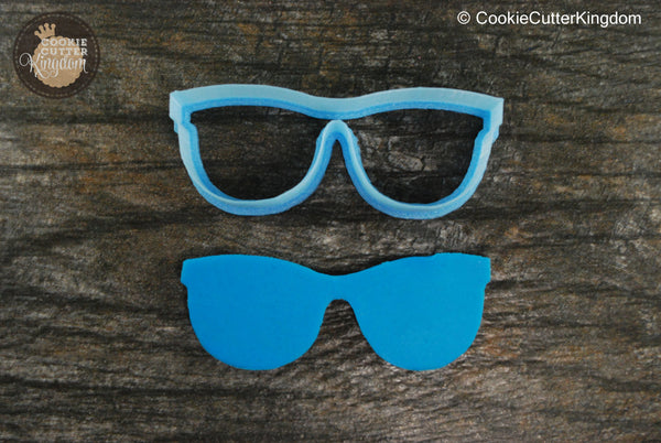 Beach Sunglasses Cookie Cutter