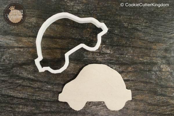 Mini Beetle Car Cookie Cutter