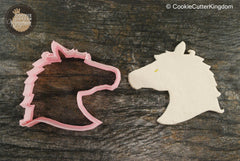 White Horse Cookie Cutter