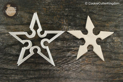 Ninja Star Shuriken Cookie Cutter