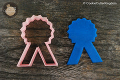 Ribbon Cookie Cutter