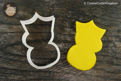 Princess Crown Number 8 Cookie Cutter
