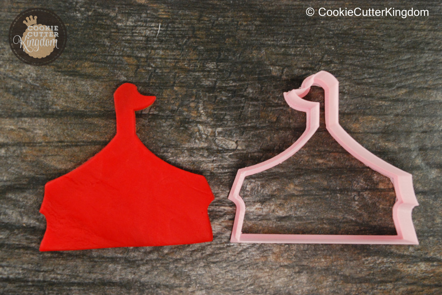 & Circus Tent Cookie Cutter