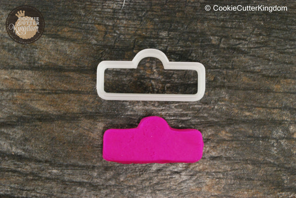 Sunrise Plaque Cookie Cutter