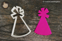 Birthday Party Hat Cookie Cutter