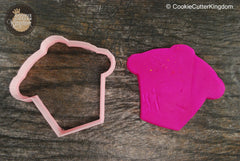 Sweet Cupcake Cookie Cutter