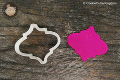 The Munich Plaque Cookie Cutter