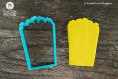 Popcorn Cookie Cutter