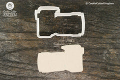 SLR Camera Cookie Cutter