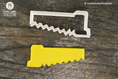 Saw Cookie Cutter