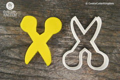 Scissors Cookie Cutter