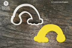 Pot of Gold Rainbow Cookie Cutter