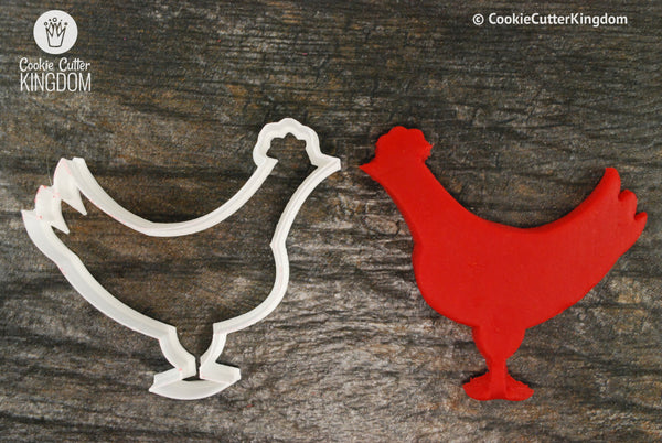 Chicken Animal Cookie Cutter