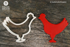 Chicken Cookie Cutter