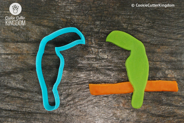 Toucan Bird Animal Cookie Cutter