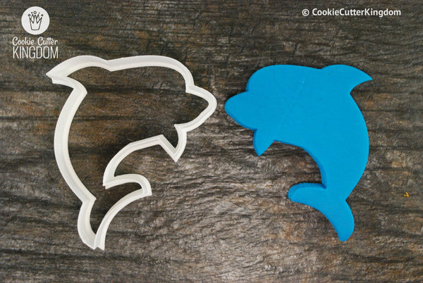 Dolphin Animal Cookie Cutter