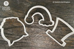 3 Piece St Patricks Day Cookie Cutter Set