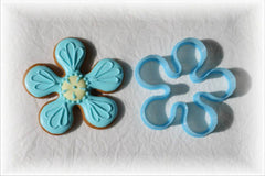 5 Petal Flower Cookie Cutter