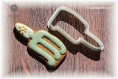 Garden Rake Cookie Cutter