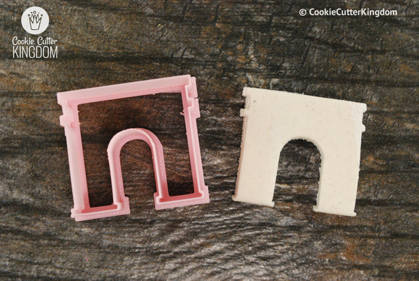 Arc de Triomphe cookie cutter