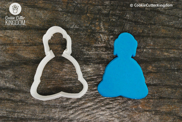 Bhuddah cookie cutter