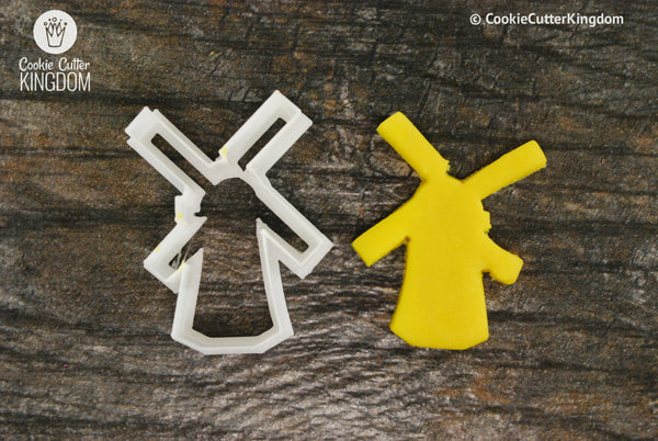 Holland Windmill Cookie Cutter