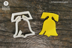 Liberty Bell Cookie Cutter