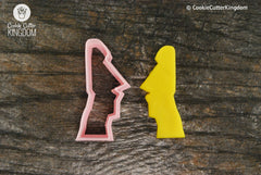 Moai Statue Cookie Cutter
