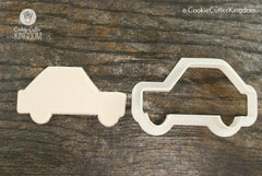 Regular Car Cookie Cutter