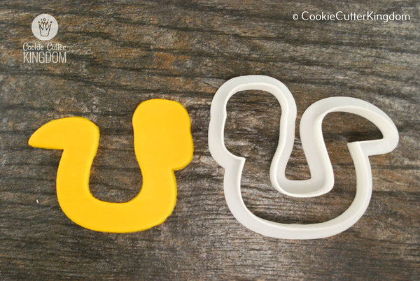 Worm Cookie Cutter