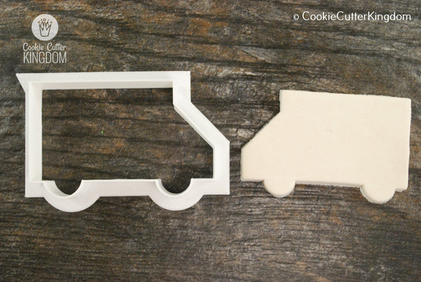 Van Cookie Cutter