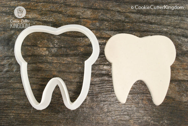Dentist Tooth Cookie Cutter