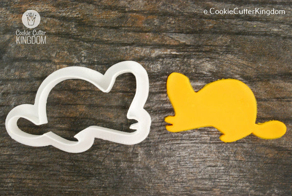 Otter Cookie Cutter