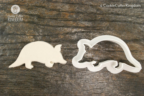 Armadillo Cookie Cutter