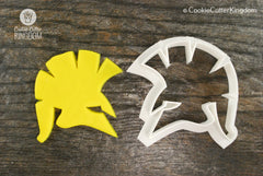 Trojan Helmet Cookie Cutter