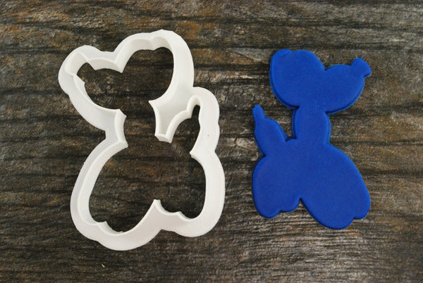 Balloon Animal Cookie Cutter