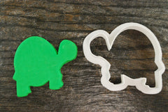 Cute Turtle Cookie Cutter