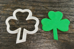 Three Leaf Clover Cookie Cutter