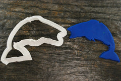 Bass Fish Cookie Cutter