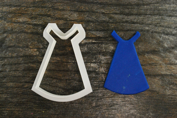 Superhero Cape Cookie Cutter