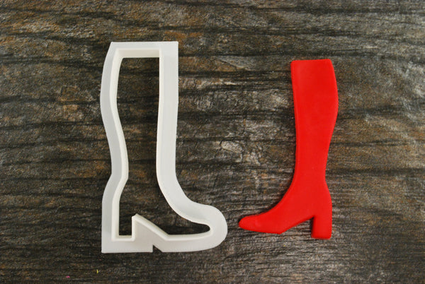 Go Go Boots Cookie Cutter