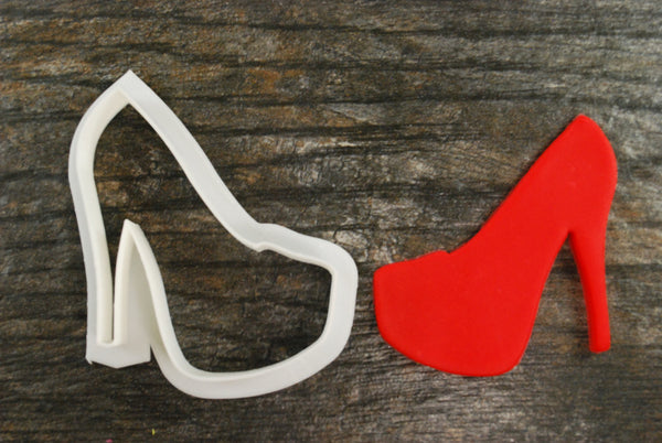 Platform Heels Cookie Cutter